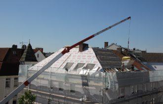 isolation toit maison