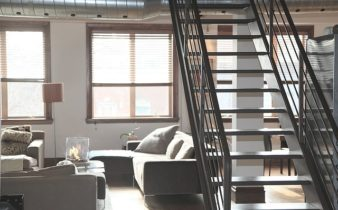 type d'escalier