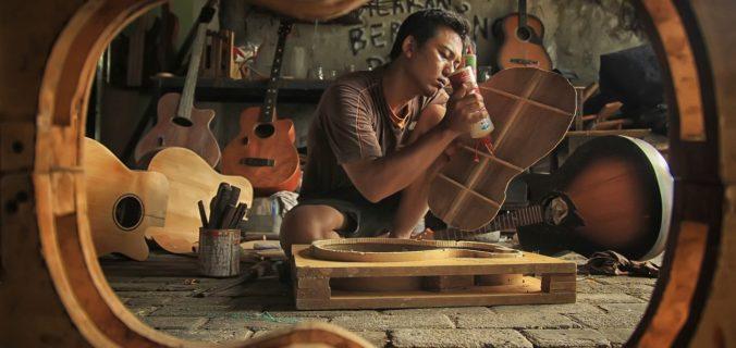 bois de charpenterie
