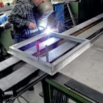 menuiserie métallique